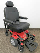 Pride Mobility Jazzy Select 6 power wheelchair