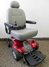 Pride Mobility TSS 300 power wheelchair